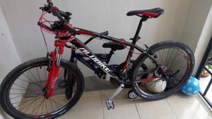 Bicicleta Alubike sierra R26 seminueva