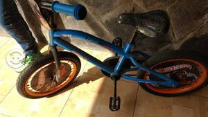 Bicicleta para niño.como nueva.