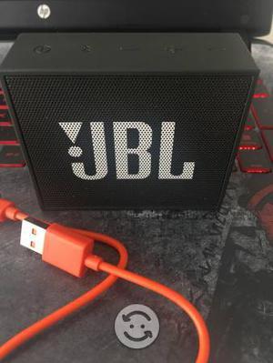 Bocina JBL GO bluetooth portátil