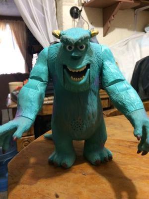 Muñecos con voz y movimientos de Monster Inc.