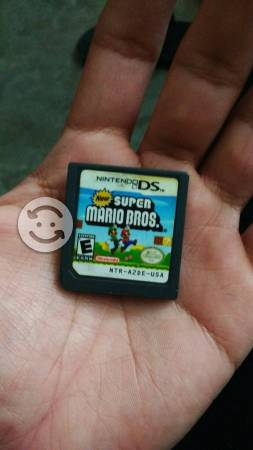 New Super Mario Bros para Ds
