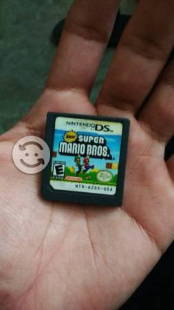 New Super Mario Bros para Ds