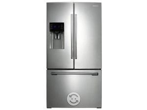 Refrigerador samsung 26 pies cubicos color acero