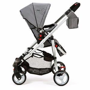 Carreola y asiento para bebe