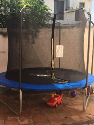 TRAMPOLIN ATLETHICWORKS. 10 pies