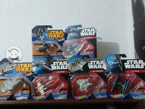 Lote naves Star Wars