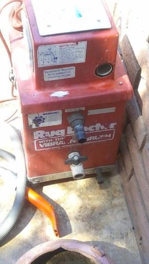 Maquina industrial de Inyeccion y Succion para lavado de