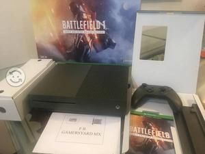 Xbox One S 1TB Battlefield 1 Edición Limitada