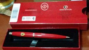 Boligrafo de la marca sheaffer
