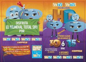 CONTRATACION E INSTALACION VETV Y SKY HD, ZAPOPAN,