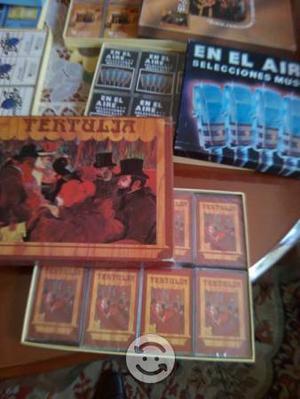 Coleccion cassette de Selecciones Reader`s Digest