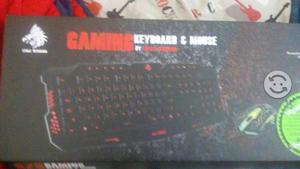 Kit gamer eagle warrior G79 NUEVO