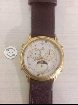 Reloj vintage Citizen Noblia fase lunar
