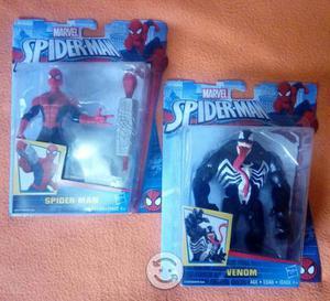 Spider Man y/o Venom de Marvel. Hombre Araña