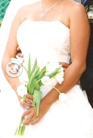 Vestido de novia de diseñador tapatio unico