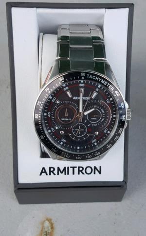 reloj Armitron (original resistente al agua)