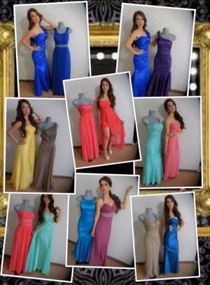 venta de vestidos de fiesta