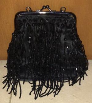 Bolsa de noche negra