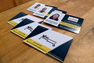 Credenciales de Identificación o Gafetes
