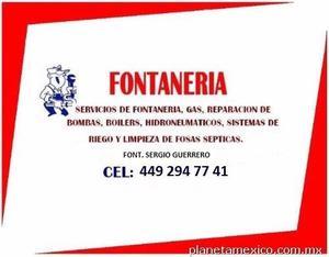 FONTANERIA - Anuncio publicado por grupo_guerrero