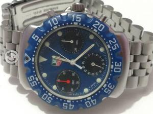 Reloj tag heuer formula 1 vintage