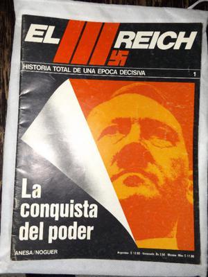 Revista El III Reich ANESA-NOGUER