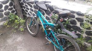 Bicicleta rodada 20 (para niño precio a tratar)