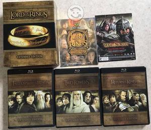Blu ray sony bdps380 edicion señor de los anillos