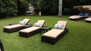 Muebles para jardín