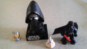 figuras Star Wars paquete