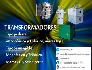 transformadores - Anuncio publicado por Servicios Integrales