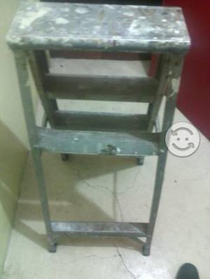 Escalera 14 escalones aluminio posot class for Escaleras de aluminio usadas