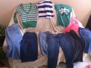 Lote de ropa 115 piezas