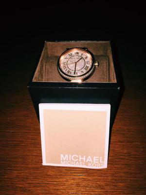 RELOJ MICHAEL KORS Skylar Acero Oro Rosado