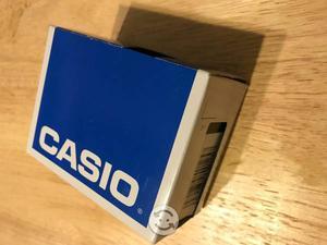 Reloj Casio retro vintage A158 plateado