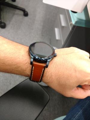 Reloj Fossil Smart watch, excelentes condiciones, se puede