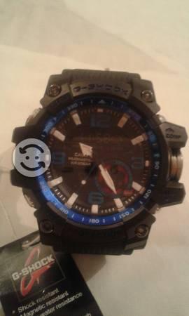 Casio g-shock negro /azul