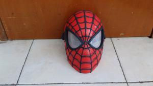 Mascara hasbro de spider man el hombre araña