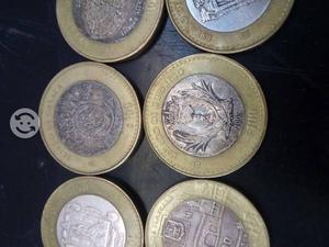 Monedas de plata de los Estados