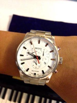 Reloj Mido Multifort Suizo Nuevo