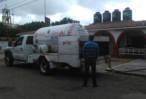 SERVICIO DE GAS L.P