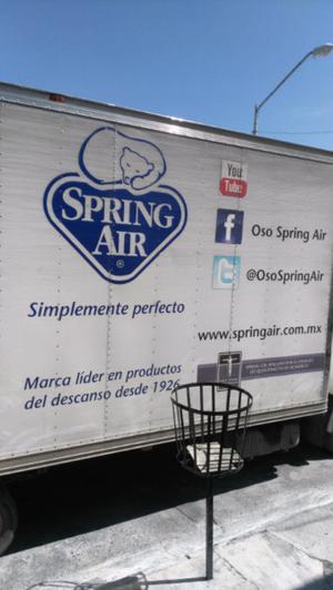 Venta de Colchones Spring Air (varios modelos)
