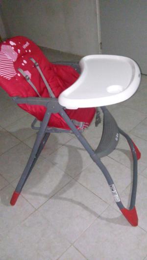 silla para comer marca infanti en muy buen estado