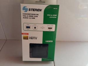 Convertidor de señal de VGA a HDMI