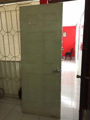 Comprar puerta de madera usada economica posot class - Puertas de madera economicas ...