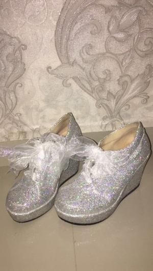 Zapatos xv años