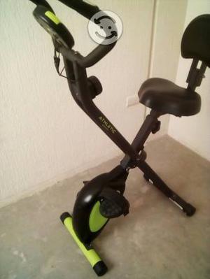 Bicicleta con contador digital