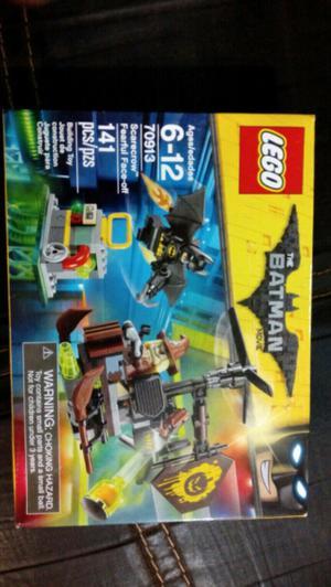 Lego Batman Vs Espanta pajaros