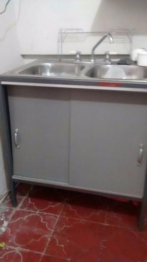 Mueble para lavar trastes posot class for Mueble para tarja