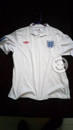 Playera de la selección de Inglaterra